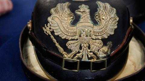 Antiques Roadshow -- S15 Ep9: Appraisal: WWI Imperial German Spiked Helmet