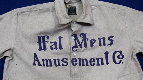 Antiques Roadshow -- S15 Ep9: Appraisal: 1910 Fat Men's Amusement Co. Memorabilia