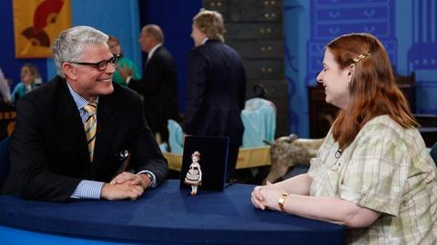 Antiques Roadshow -- Coming Up Monday, October 3rd, at 8/7C PM: Raleigh, Hour 2