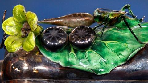Antiques Roadshow -- S15 Ep9: Appraisal: Late 19th C. Chinese Enamel & Silver Box