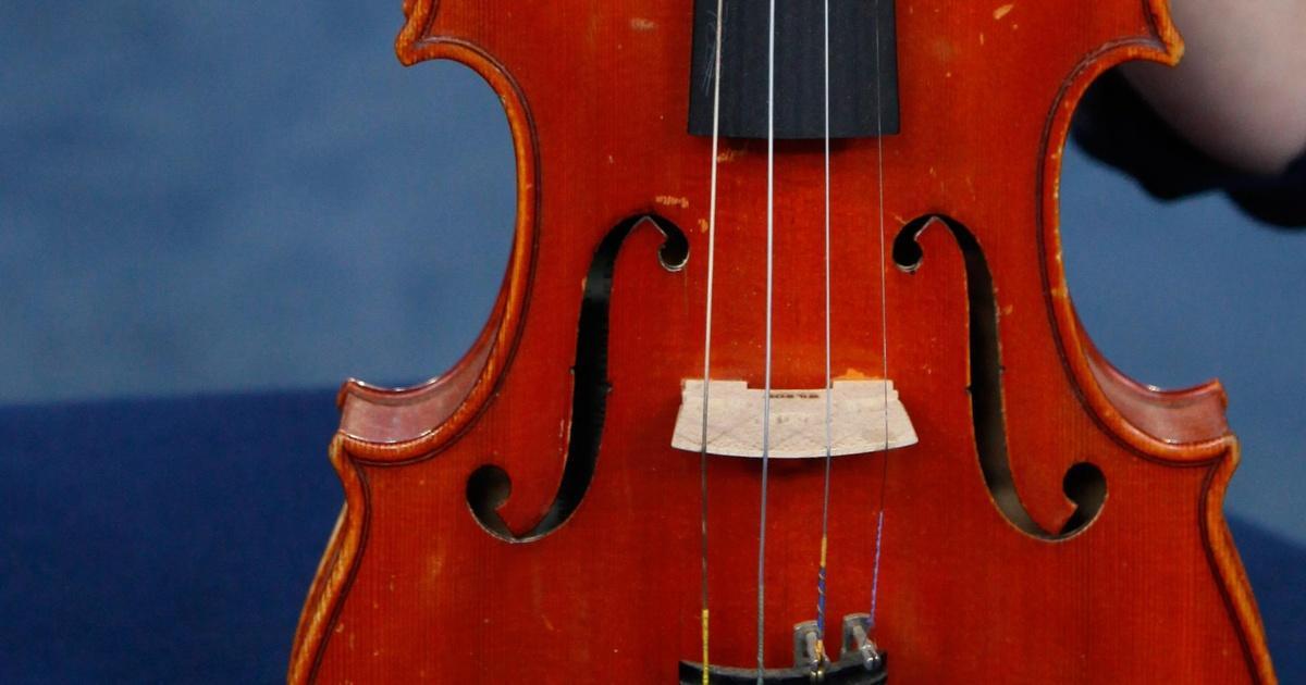 Appraisal: 1952 Anders Halvarson Violin | Season 15 Episode