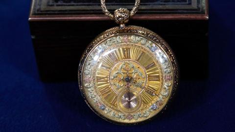 Antiques Roadshow -- S16 Ep11: Appraisal: George Reynolds Pocket Watch, ca. 1865