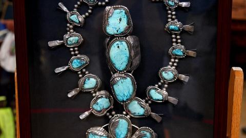 Antiques Roadshow -- S16 Ep6: Appraisal: Navajo Squash Blossom Jewelry, ca. 1965