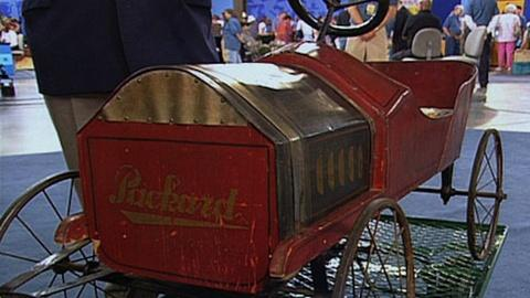 Antiques Roadshow -- S11 Ep9: Bonus Appraisal: Pioneer Packard Toy Pedal Car