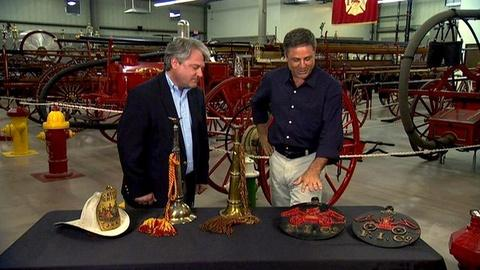 Antiques Roadshow -- S14 Ep13: Field Trip: Fire Fighting Collectibles