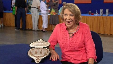 Antiques Roadshow -- S15 Ep1: Owner Interview: Spanish Jewelry