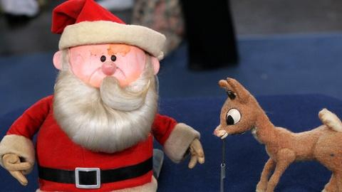 Antiques Roadshow -- S17 Ep19: Appraisal: Rudolph & Santa Characters, ca. 1964