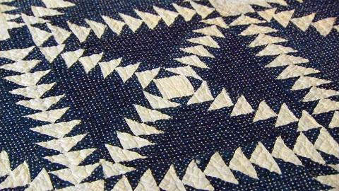 Antiques Roadshow -- S15 Ep19: Appraisal: Feathered Star Quilt, ca. 1900
