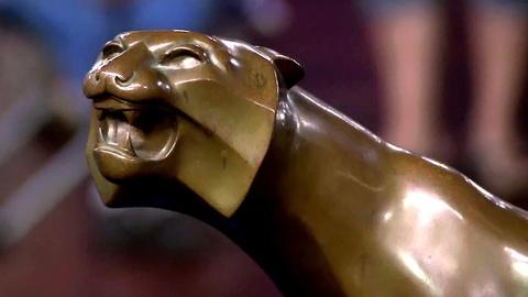 Antiques Roadshow -- S16 Ep12: Appraisal: George Lavroff Art Deco Bronze, ca. 193