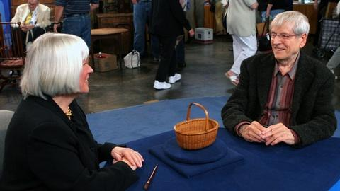 Antiques Roadshow -- S10 Ep13: Appraisal: Oliver Coffin Nantucket Basket, ca. 187