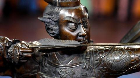 Antiques Roadshow -- S16 Ep11: Appraisal: Japanese Bronze Sculpture, ca. 1890
