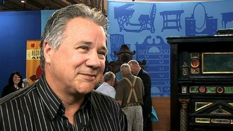 Antiques Roadshow -- S13 Ep14: Owner Interview: 17th-Century European Table Cabin
