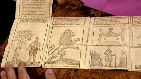 Antiques Roadshow -- S15 Ep21: Appriasal: 1768 Family Bible & Early 19th-Century.