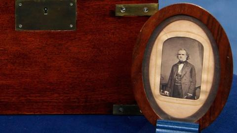 Antiques Roadshow -- S16 Ep14: Appraisal: James Mason Collection, ca. 1865