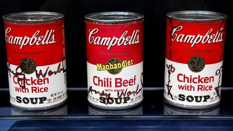 Appraisal: Signed Andy Warhol Collection