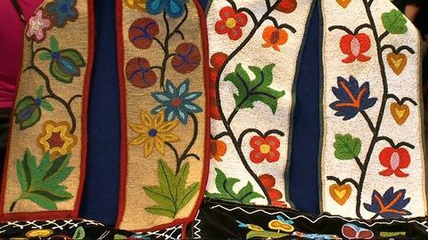 Antiques Roadshow -- S16: Web Appraisal: Anishinaabe (Ojibwe) Bandolier Bags, ca.