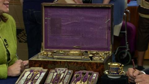Antiques Roadshow -- Junk in the Trunk - Preview