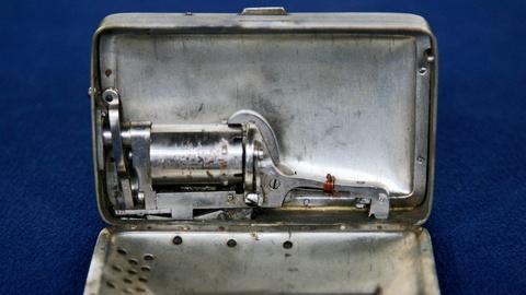 Antiques Roadshow -- S17 Ep20: Appraisal: Frankenau Purse Revolver, ca. 1880