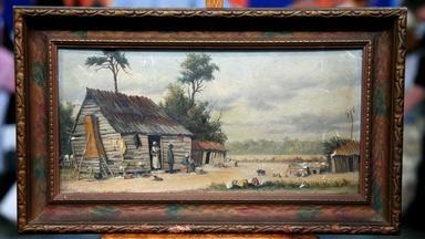 Appraisal: William Aiken Walker Oil Painting