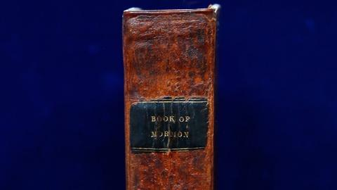 "Antiques Roadshow -- S18 Ep1: Appraisal: 1830 First Edition ""Book of Mormon"""