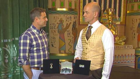 Antiques Roadshow -- S18 Ep1: Field Trip: Egyptian Revival Jewelry