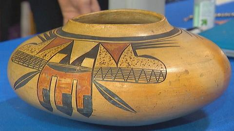 Antiques Roadshow -- S18 Ep1: Appraisal: Hopi Pottery Seed Jar, ca. 1908