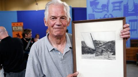 Antiques Roadshow -- S18 Ep2: Owner Interview: 1922 Edward Hopper Etching