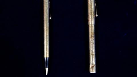 Antiques Roadshow -- S18 Ep3: Appraisal: 1932 Amelia Earhart Pen & Pencil Set