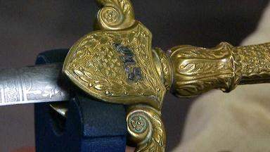 Appraisal: Civil War Model 1840 Medical Officer's Sword