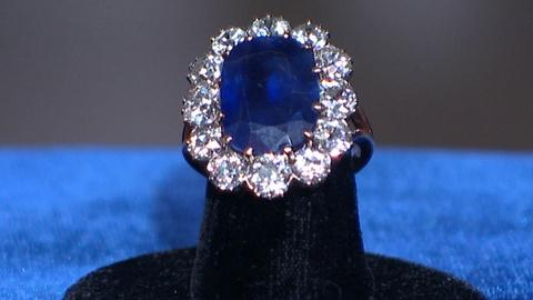 Antiques Roadshow -- S18 Ep3: Appraisal: Sapphire & Diamond Ring, ca. 1925