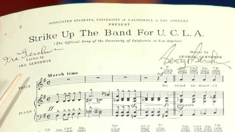 Antiques Roadshow -- S18: Web Appraisal: 1936 Gershwin-Signed Sheet Music
