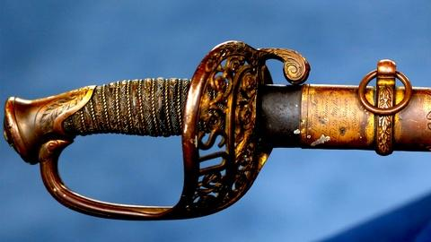 Antiques Roadshow -- S18 Ep4: Appraisal: 1864 Civil War Officer's Sword