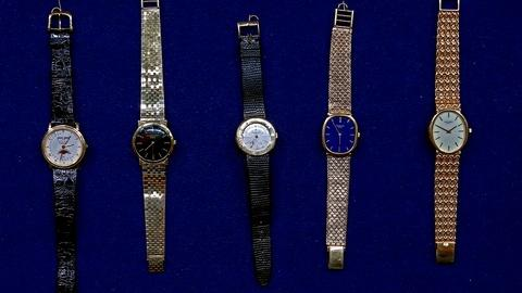 Antiques Roadshow -- S18 Ep5: Appraisal: Swiss Watch Collection, ca. 1970