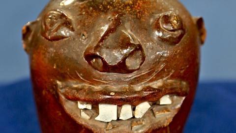 Antiques Roadshow -- S18 Ep5: Appraisal: Face Jug, ca. 1870