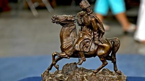 Antiques Roadshow -- S18 Ep5: Appraisal: Evgeny Naps Bronze, ca. 1880