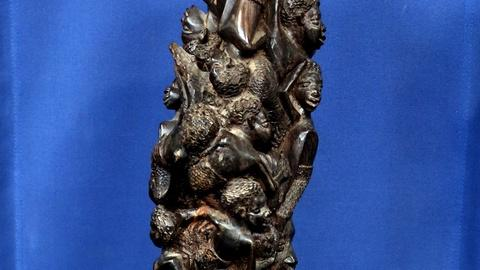 Antiques Roadshow -- S18 Ep6: Appraisal: Contemporary Makonde Wood Carving