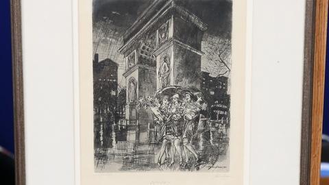 Antiques Roadshow -- Appraisal: 1922 Edward Hopper & 1926 John Sloan Etchings