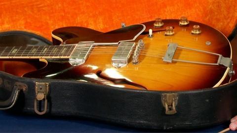 Antiques Roadshow -- S18: Web Appraisal: 1964 Gibson ES-330 Guitar
