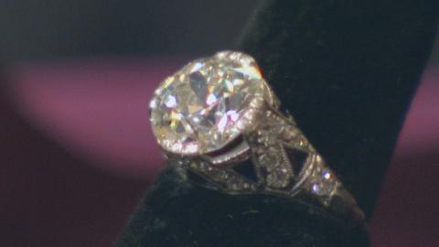Antiques Roadshow -- S12 Ep18: Field Trip: Diamond Rings