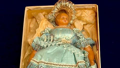 Antiques Roadshow -- S18 Ep7: Appraisal: English Wax Doll, ca. 1850