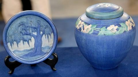Antiques Roadshow -- S18 Ep7: Appraisal: Newcomb College Pottery, ca. 1925
