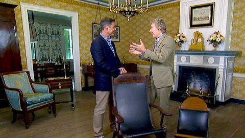 Antiques Roadshow -- S18 Ep7: Field Trip: American Campeche Chairs