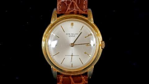 Antiques Roadshow -- S18 Ep9: Appraisal: Patek Philippe Automatic Watch, ca. 1960