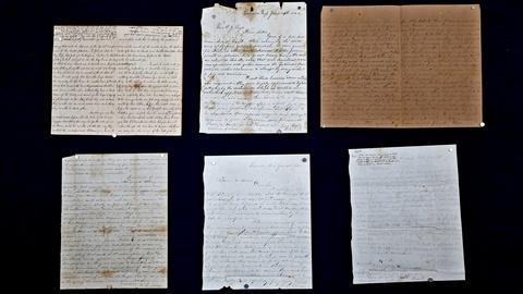 Antiques Roadshow -- S18 Ep9: Appraisal: Civil War Confederate Letters