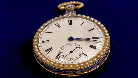 Antiques Roadshow -- S18 Ep10: Appraisal: Early 19th-Century Bovet Pocket Watch