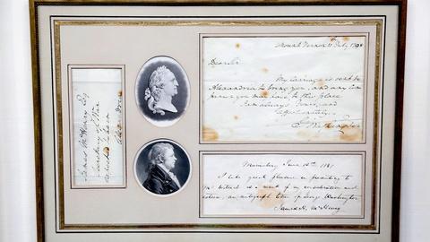 Antiques Roadshow -- S18 Ep10: Appraisal: 1798 George Washington Letter