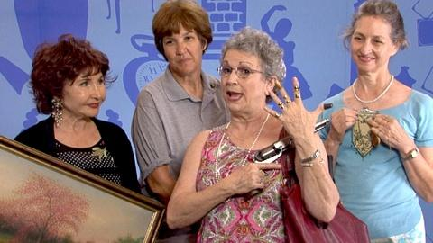 Antiques Roadshow -- The Baton Rouge Feedback Booth
