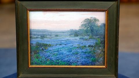 Antiques Roadshow -- S18 Ep11: Appraisal: 1920 Julian Onderdonk Oil Painting