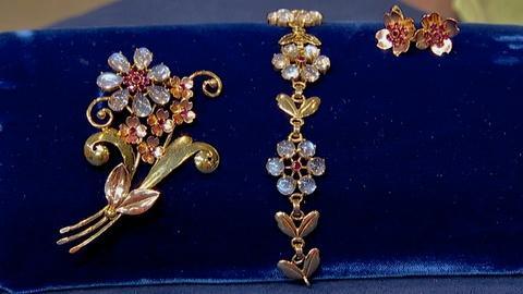 Antiques Roadshow -- S18 Ep12: Appraisal: Wordley, Allsopp  & Bliss Co. Jewelry S