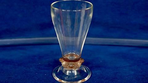 "Antiques Roadshow -- S18 Ep12: Appraisal: Lalique ""Four Frogs"" Glass, ca. 1912"